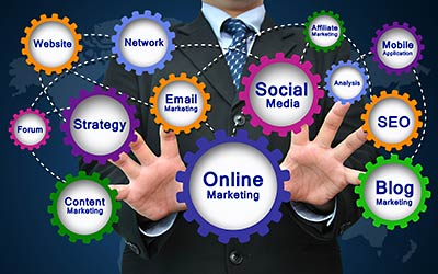 Website Online Marketing